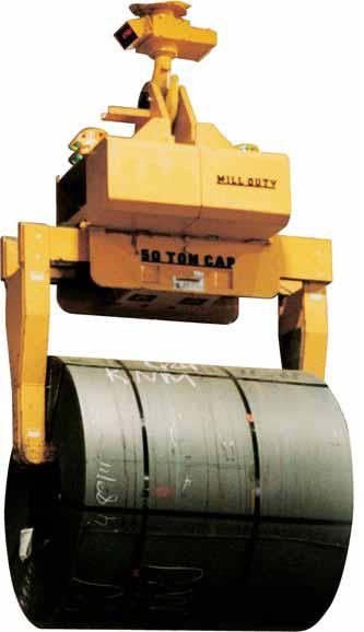 Slit Coil Rack http://frankhgillco.com/Caldwell_Mill_Duty_Coil_Lifters_Catalog_Pages.html